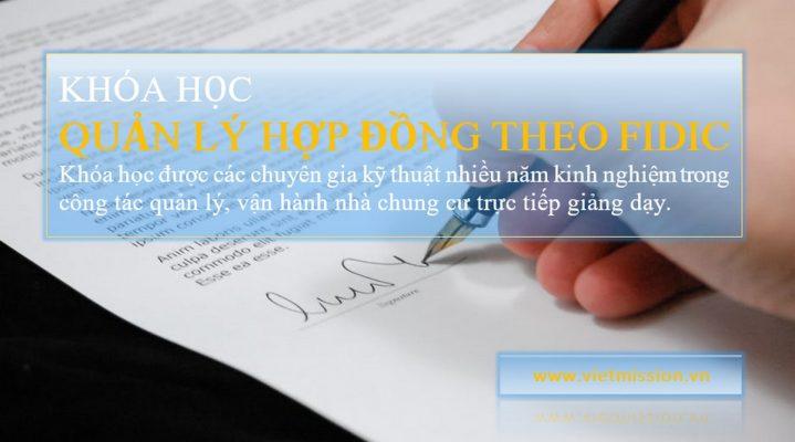 Khóa Học Quản Lý Hợp Đồng FIDIC